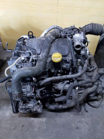 Silnik Renault Captur Clio IV K9K B608 1.5 DCI