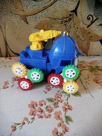 Детский игрушечный луноход, вездеход, планетоход + подарок