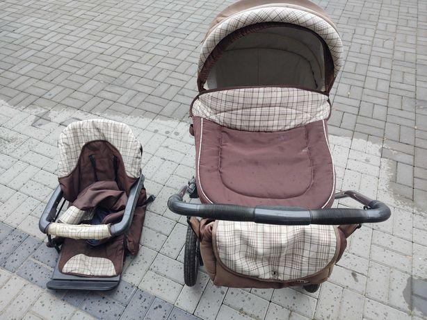 Wózek Roan Marita gondola i spacerówka