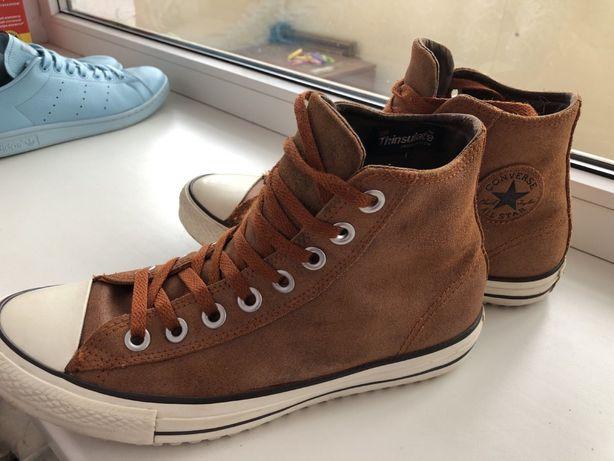Кеди взуття Converse-all star шкіра оригінал