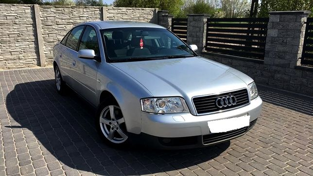 Audi A6 1,8 Turbo// Sedan// Serwis// LIFT // ZAMIANA//***