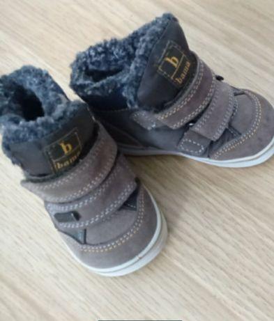 Зимові ботиночки для хлопчика -дівчинки 19р.