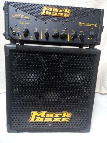 Zestaw basowy Markbass (TTE800 /NY604)