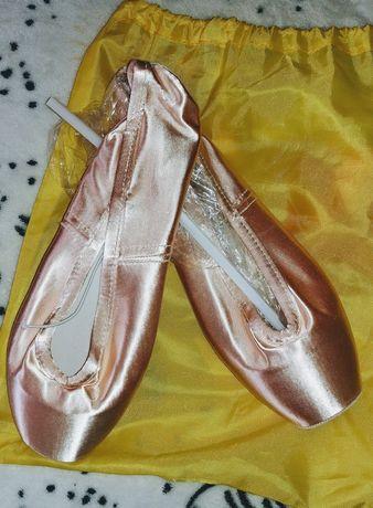 Pontas Sapatilhas ballet
