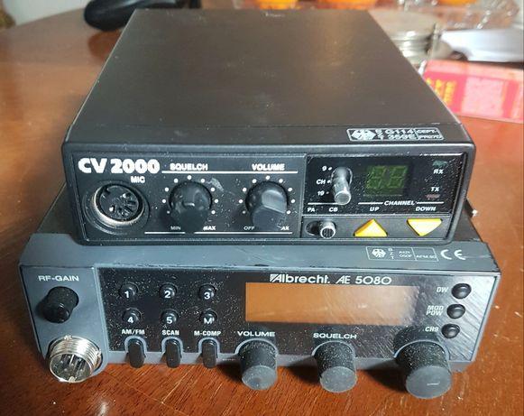 Cb albrecht ae 5080 i cv 2000