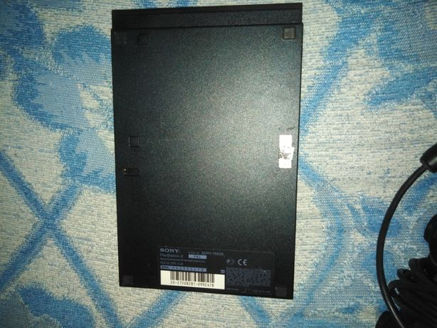 Продам PS2 базовый комплект