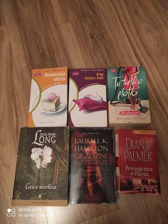 Pakiet 6 książek