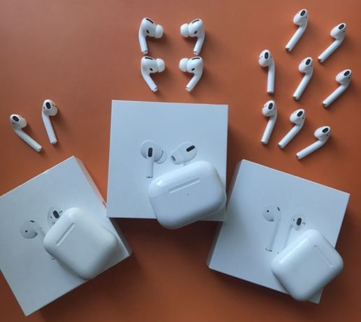 Поштучно Кейс A1602, AirPods 1/2 левый A1722/A2031,