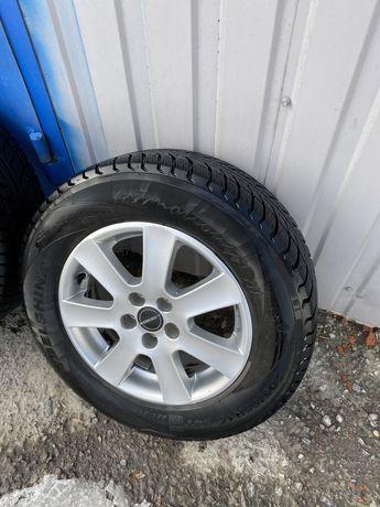 """Комплект коліс Subaru Forester """"Borbet"""" з зимовою гумою"""
