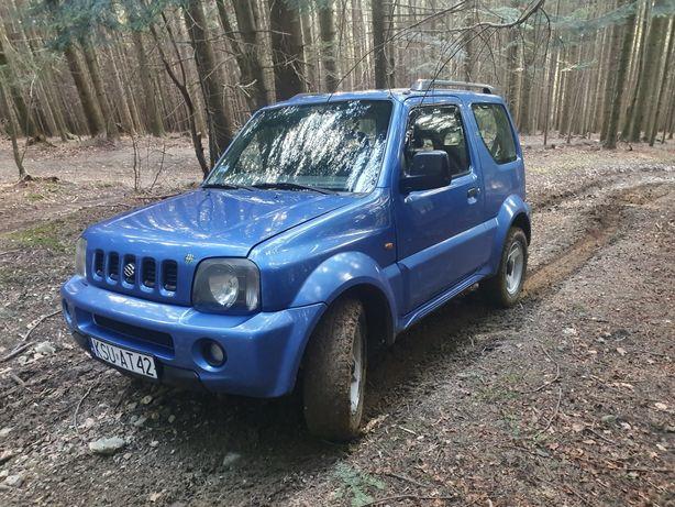 Suzuki Jimmy 1,3 benyna