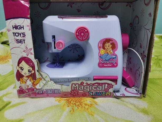 Швейна  машинка дитяча