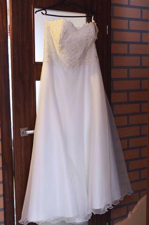 Suknia ślubna rozm 44-46