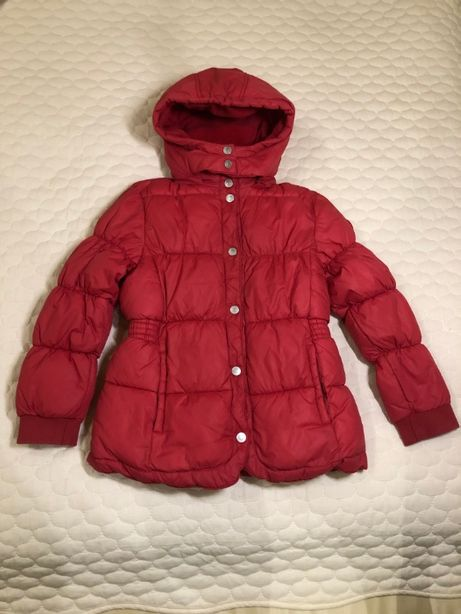 Зимняя куртка-пуховик Chicco на девочку р.128