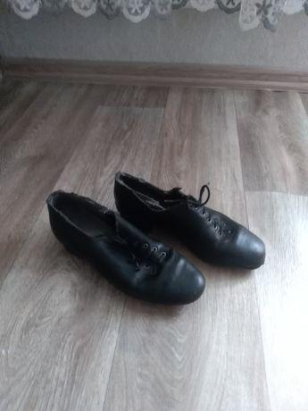 Отдам бесплатно танцевальные туфли на мальчика