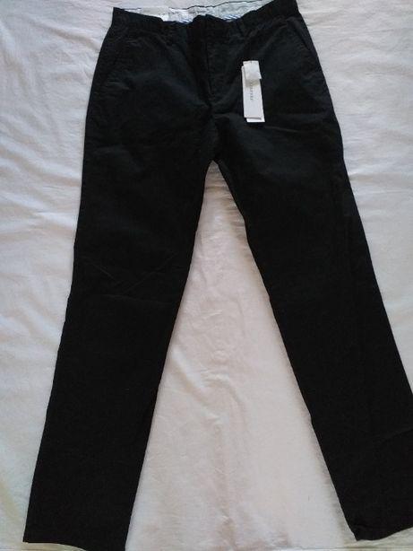Spodnie chino męskie Calvin Klein W 34 L 34