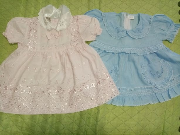 Платье на лето 1-2года