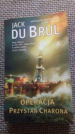 """Książka """"Operacja Przystań Charona"""""""