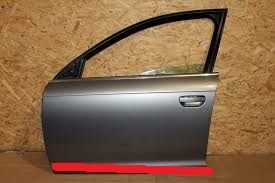 Drzwi lewy przód LY7G Audi A6 C6