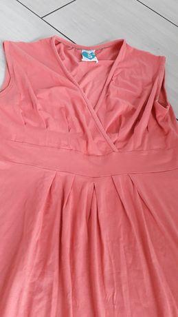 Sukienka tunika ciążowa i do karmienia r. S , M