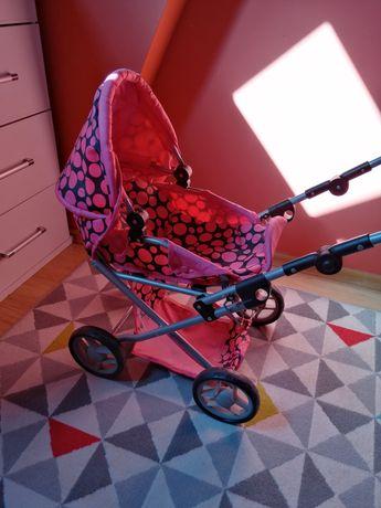 Wózek, spacerówka dla lalek