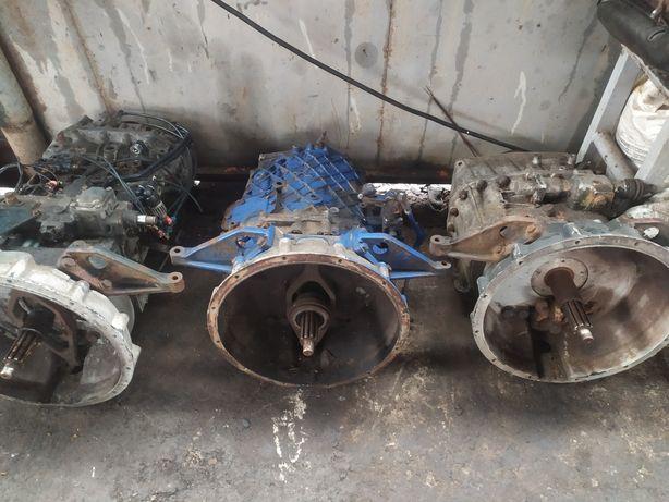КПП ман коробка передач ман S16/109 S6/66 S6/36 зф ітон 6-ти ступка