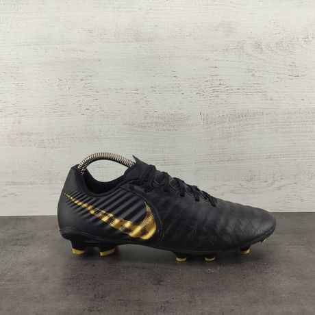 Бутсы Nike Tiempo Legend VII FG. Кожа. Размер 40