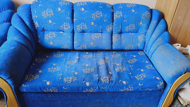 Sofa i fotele dwa