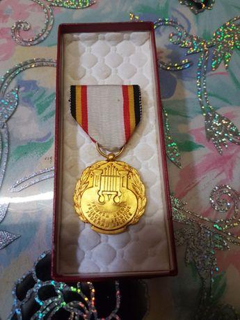 Medal Belgia