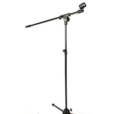 Микрофонная стойка журавель + держатель для микрофона