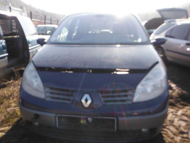 Renault Grand Scenic II 2,0 lampa przednia, części FV transport dostaw