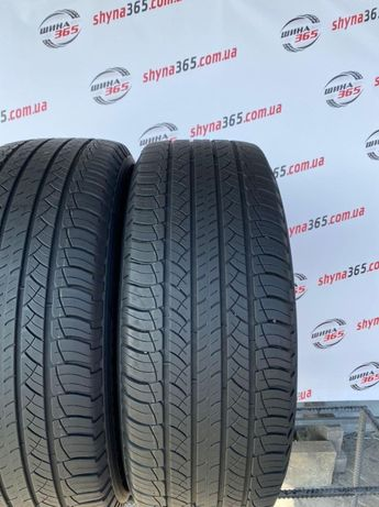 Літні шини б/у 265/60 R18 MICHELIN LATITUDE TOUR HP(Протектор 5,5мм)