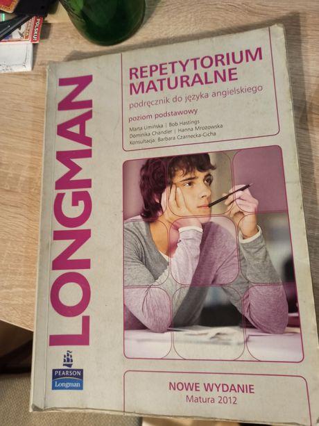 Repetytorium maturalne angielski longman poziom podstawowy matura 2012