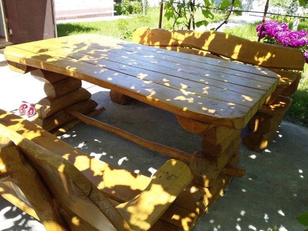 Набор деревяной мебели, Ручная работа, ДУБ баня, сауна