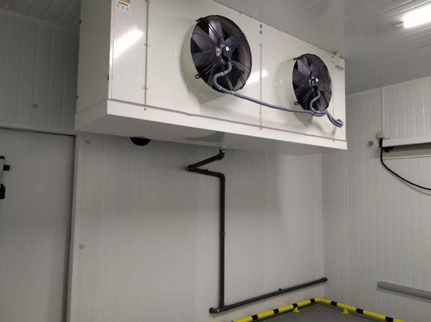 Воздухоохладители для холодильных камер Китай, Турция, Европа н