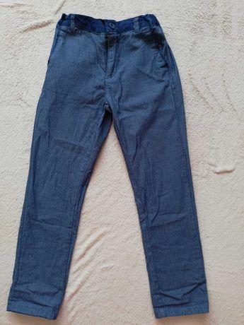 Spodnie granatowe 116