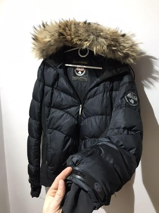 Пуховик Куртка  napapijri зимняя мужская skidoo rainforest Тернополь - изображение 1