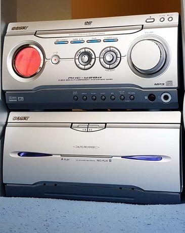 Усилитель Колонки Panasonic Музыкальный центр Sony MHC Ресивер
