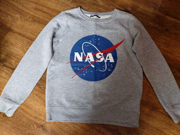 Bluza NASA r.152/158 raz założona j.Nowa