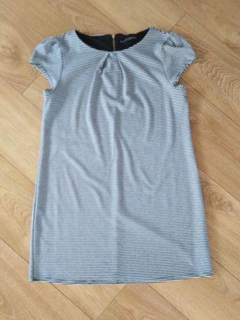 Sukienka/tunika ciążowa XL w paski