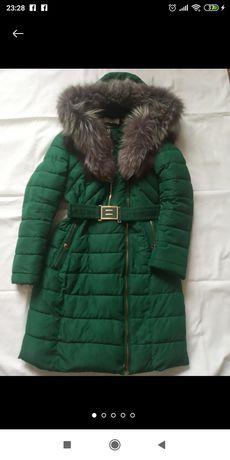 Куртка зимняя, пуховик, куртка зимова