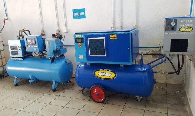 Sprężarka kompresor filtr separator separatora wan nk rotorcomp