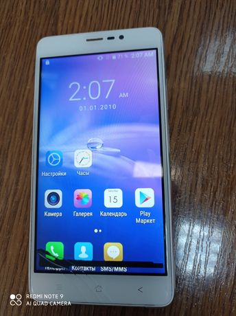 Телефон Blackview A8 под восстановление