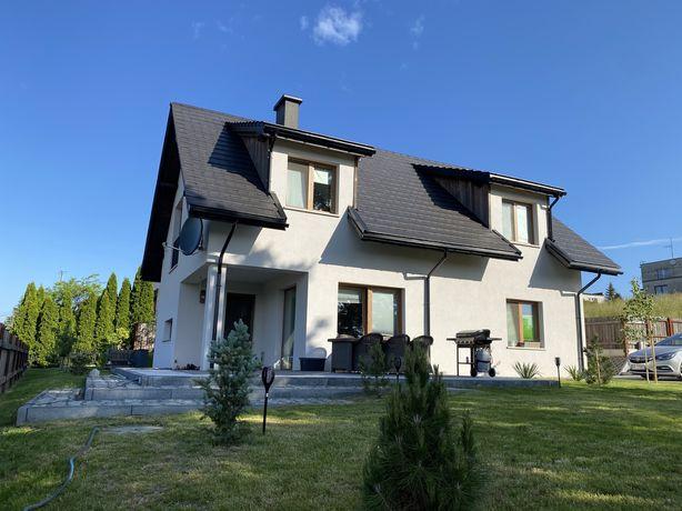 Dom z pieknym widokiem