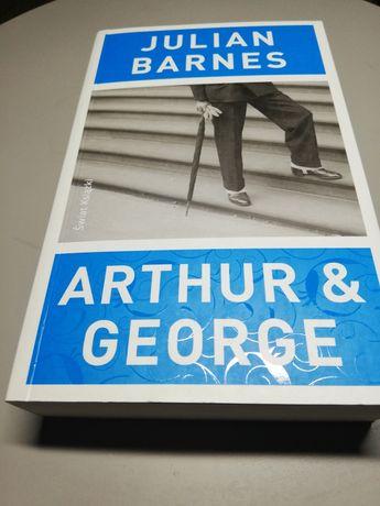 Książka Arthur&George