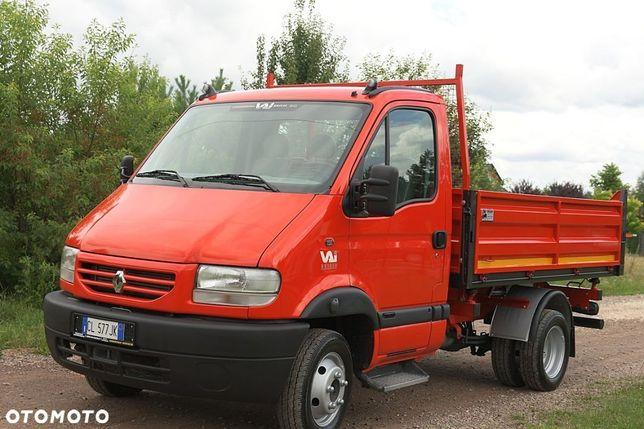 Renault MASCOTT 2.8 Diesel 110KM * WYWROTKA 3-STRONNA * UNIKATOWY STAN! * IDEAŁ!