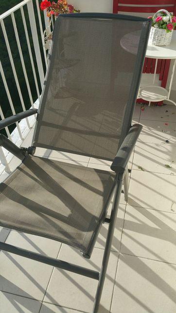 fotel balkon rozkładane 8 pozycji
