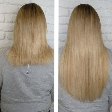 Наращивание волос,капсуляция,снятие волос,коррекция