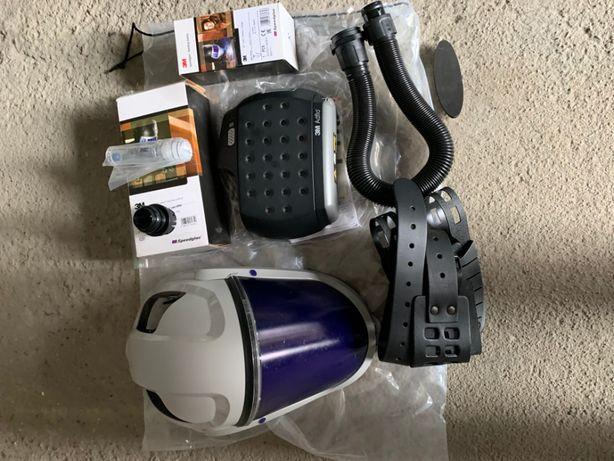 speedglas,adflo ,versaflo 3m maska do szlifowania