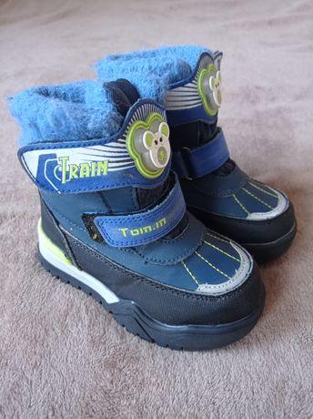 Термо ботінки ботинки Tom.m 25 р