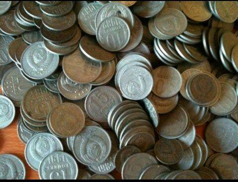 Монеты СССР Коллекции